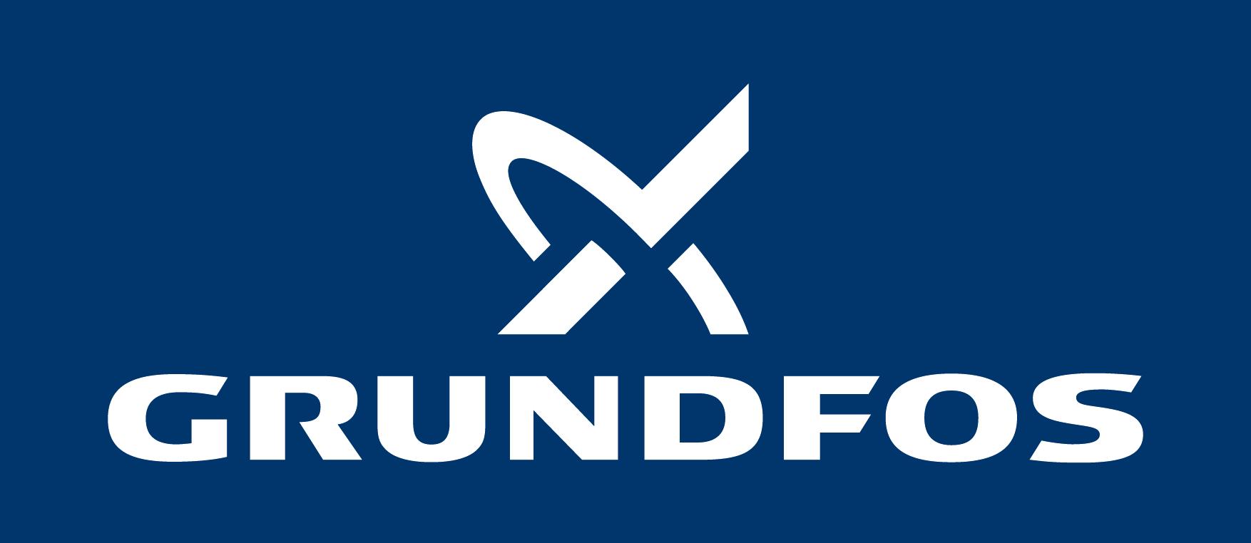 Grundfos Water Well Pumps Logo